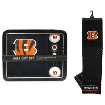 NFL Cincinnati Bengals Golf Ball Gift Set