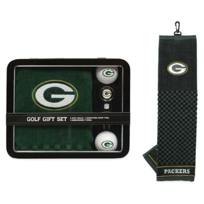 NFL Green Bay Packers Golf Ball Gift Set