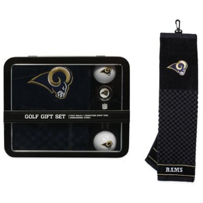 NFL St. Louis Rams Golf Ball Gift Set