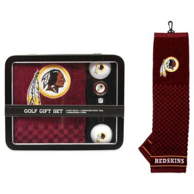 NFL Washington Redskins Golf Ball Gift Set