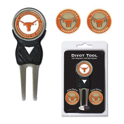 University of Texas Divot Tool with Markers Pack