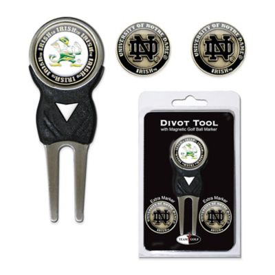 University of Notre Dame Divot Tool with Markers Pack