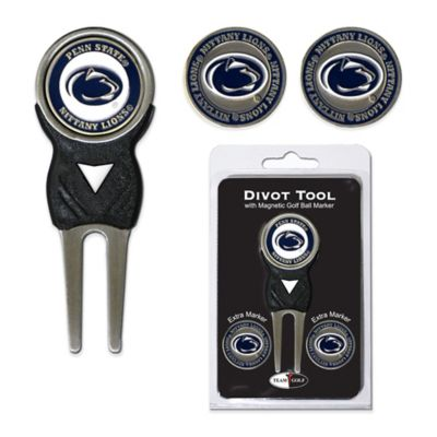 Penn State University Divot Tool with Markers Pack