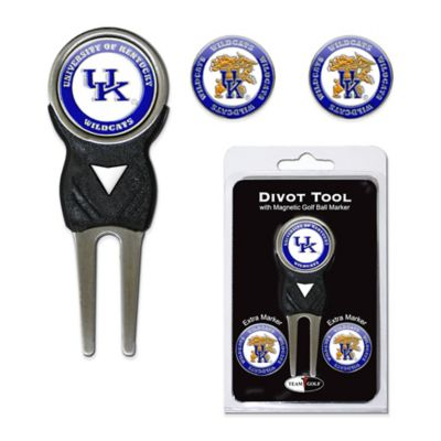 University of Kentucky Divot Tool with Markers Pack