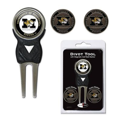 University of Missouri Divot Tool with Markers Pack