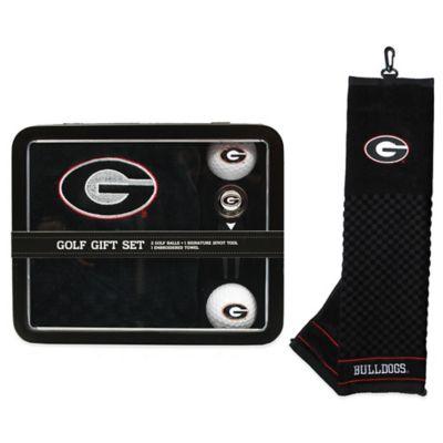 University of Georgia Golf Ball Gift Set