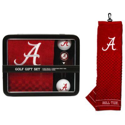 University of Alabama Golf Ball Gift Set