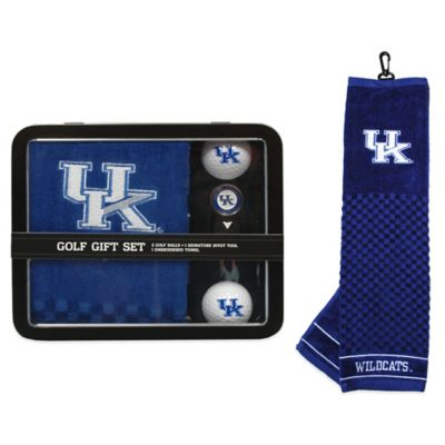University of Kentucky Golf Ball Gift Set