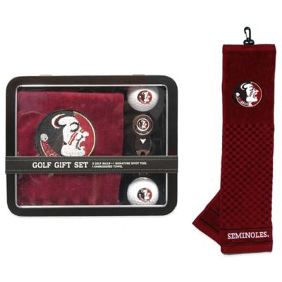 Florida State University Golf Ball Gift Set