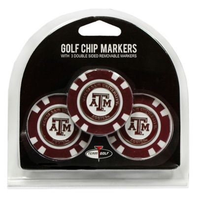 Texas A&M University Golf Chip Ball Markers