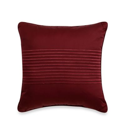 Burgundy Green Throw Pillows : Buy Burgundy Comforter Set from Bed Bath & Beyond