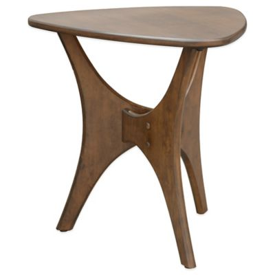 Fore Triangle Wood Table