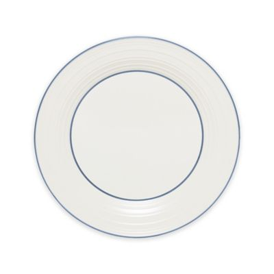 Mikasa® Swirl Banded Salad Plate in Blue