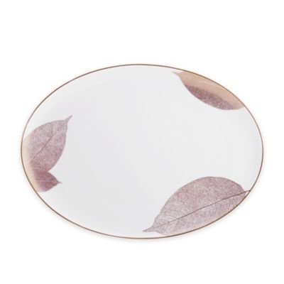 Mikasa® Adelynn Gold Oval Platter