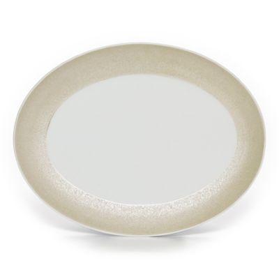 Mikasa® Silver Quartz Oval Platter