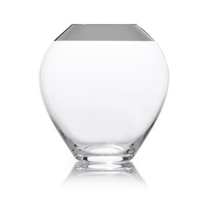 Mikasa® Serenity Platinum 7-Inch Vase