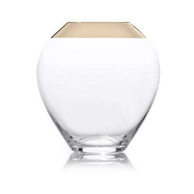 Mikasa® Serenity Gold 7-Inch Vase