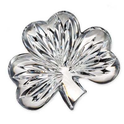 Waterford® Shamrock Collectible Decorative Accents