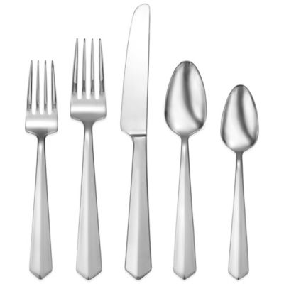 Oneida® Vertica 65-Piece Flatware Set