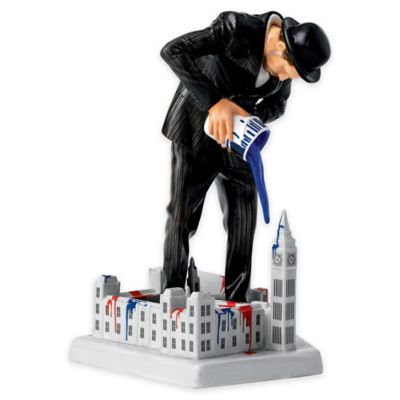 Royal Doulton® Street Art Nick Walker Vandal vs. Parliament Figurine