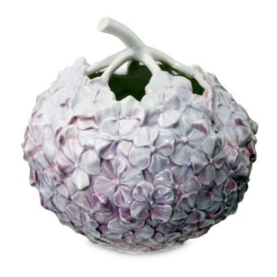 Royal Copenhagen The Art of Giving Flowers 4-Inch Hydrangea Vase in Lilac