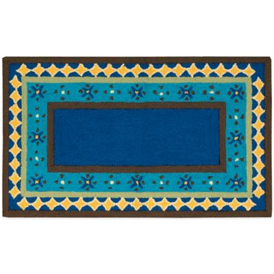 Blue Kitchen Rugs