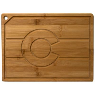 Totally Bamboo Colorado Flag Shaped Cutting/Serving Board