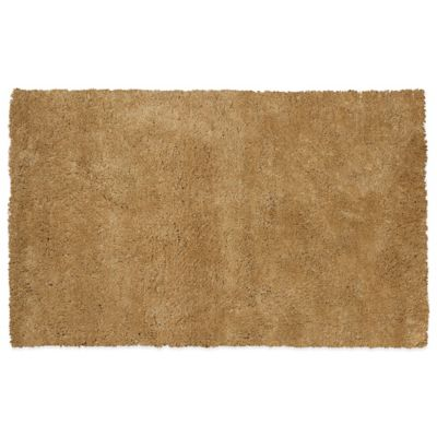 KAS Bliss 7-Foot 6-Inch x 9-Foot 6-Inch Area Rug in Gold