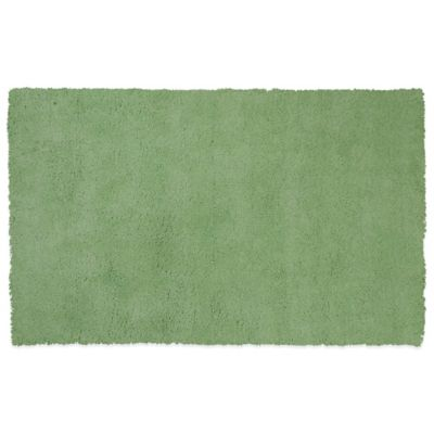 KAS Bliss 7-Foot 6-Inch x 9-Foot 6-Inch Area Rug in Spearmint Green