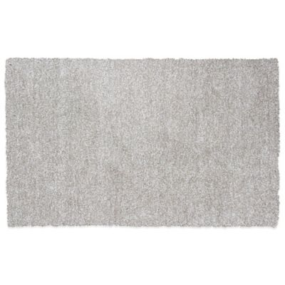 KAS Bliss 7-Foot 6-Inch x 9-Foot 6-Inch Area Rug in Ivory Heather
