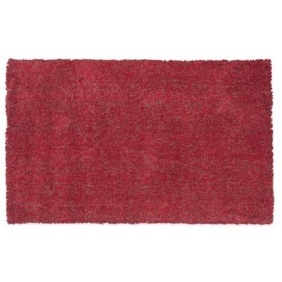 KAS Bliss 7-Foot 6-Inch x 9-Foot 6-Inch Area Rug in Red Heather