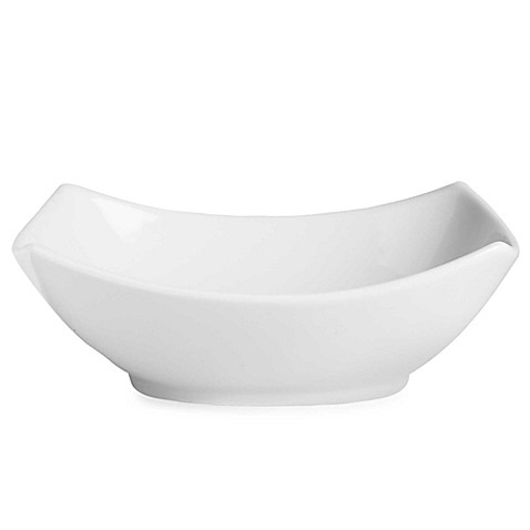 Everyday White® Large Rectangular 4-Point Bowl