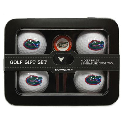 University of Florida 5-Piece Golf Ball and Divot Tool Set