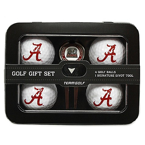 buy university of alabama 5 piece golf ball and divot tool. Black Bedroom Furniture Sets. Home Design Ideas