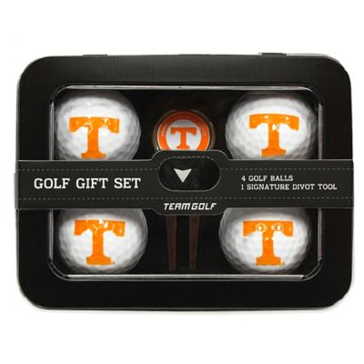 University of Tennessee 5-Piece Golf Ball and Divot Tool Set