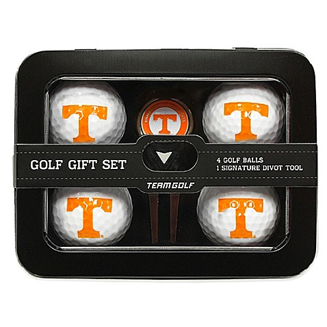 buy university of tennessee 5 piece golf ball and divot. Black Bedroom Furniture Sets. Home Design Ideas