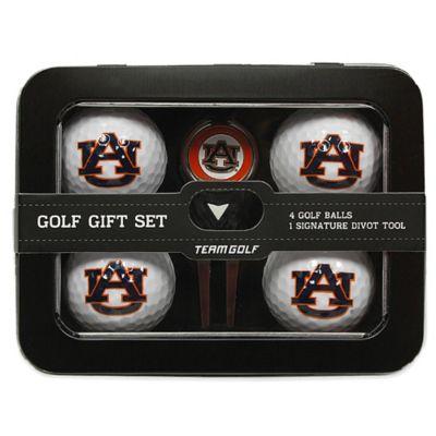 Auburn University 5-Piece Golf Ball and Divot Tool Set