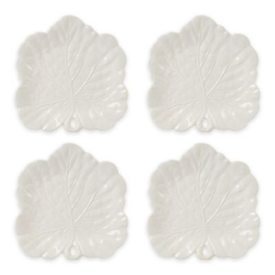 Fitz and Floyd® Bristol Canapé Plates (Set of 4)