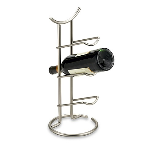 Spectrum™ Euro Three-Bottle Wine Rack