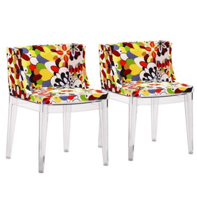 Zuo® Pizzaro Dining Chairs in Multicolor (Set of 2)