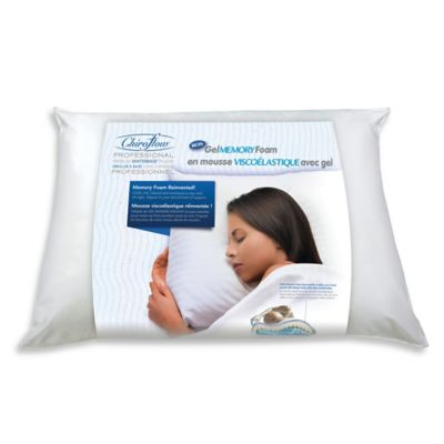 Mediflow® Gel Memory Foam Waterbase® Pillow