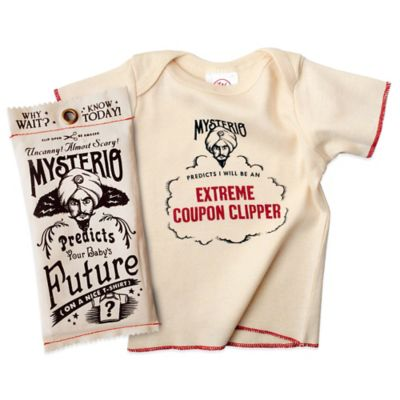 Mysterio's Future Predicting Infant T-Shirt in Natural