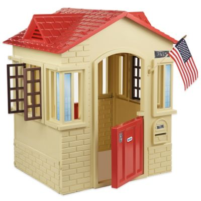 Little Tikes® Cape Cottage Playhouse™ in Tan