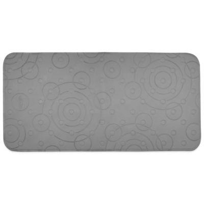 Graco® Comfy Cushioned Bath Mat in Grey