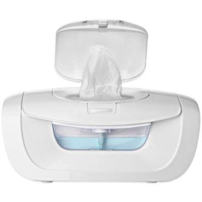 Munchkin® Mist™ Wipe Warmer in White