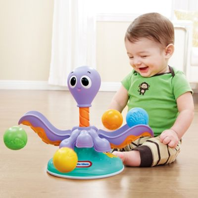Little Tikes™ Lil' Ocean Explorers Ball Chase Octopus