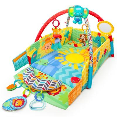 > > Bright Starts™ Sunny Safari™ Baby's Play Place™ Activity Gym