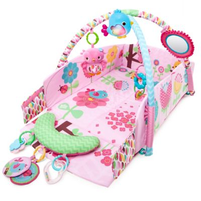 Bright Starts™ Pretty In Pink™ Sweet Songbirds™ Baby's Play Place™