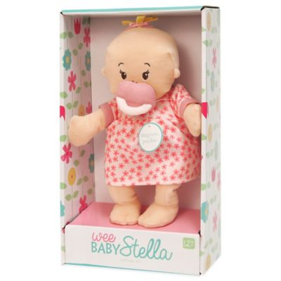 Manhattan Toy® Wee Baby Stella Peach Doll