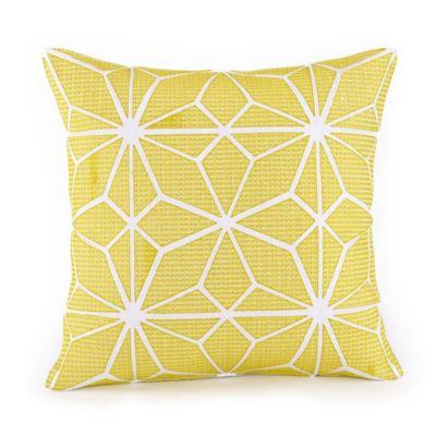Mojave Square Throw Pillow